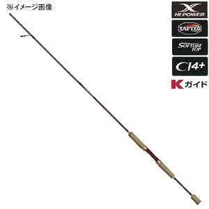 シマノ(SHIMANO)カーディフ AX S62ULF