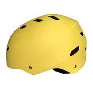 【送料無料】RIP SLIDE(リップスライド) 子供用アジャストヘルメット イエロー H-YE