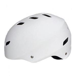 【送料無料】RIP SLIDE(リップスライド) 子供用アジャストヘルメット ホワイト H-WH