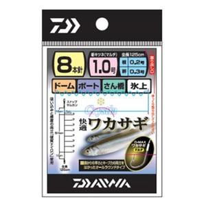 ダイワ(Daiwa) クリスティア 快適ワカサギSS マルチ 07114493 ワカサギ仕掛け