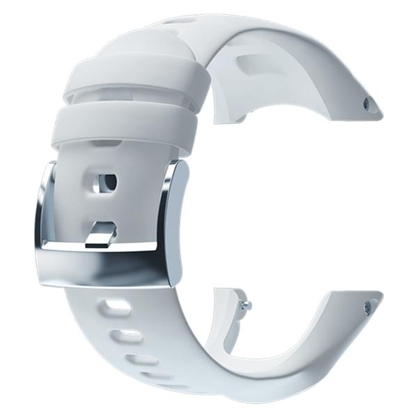 SUUNTO(スント) 【国内正規品】AMBIT2 S/AMBIT3 SPORT WHITE STRAP SS020562000 時計アクセサリー