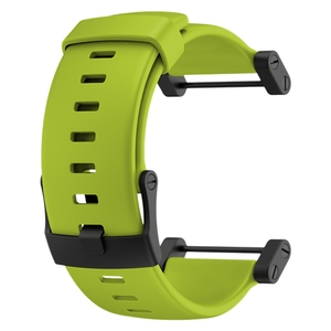SUUNTO(スント) 【国内正規品】CORE CRUSH LIME RUBBER STRAP SS020798000