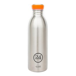 【送料無料】24bottles(24ボトルズ) アーバンボトル 500ml スチール 500ml シルバー 5415001ST