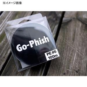 Go-Phish(ゴーフィッシュ) PEライン6号 100m