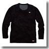 ミズノ(MIZUNO)A2JA5509 ミドルウエイトクルーネック長袖シャツ Men's