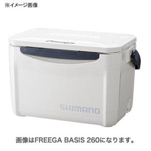 【送料無料】シマノ(SHIMANO) UZ-020N フリーガ ベイシス 200 20L ピュアホワイト 42605