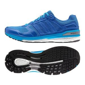 adidas(アディダス) SNOVA SEQUENCE BOOST 2(エスノヴァ シークエンス ブースト) Men's B34589 トレイルランニングシューズ