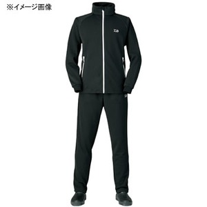 ダイワ(Daiwa) DI-5405 トラックスーツ 2XL ブラック 04518534