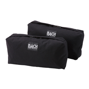 BACH(バッハ) サイドポケット(2ヶセット) R ブラック 57700