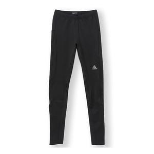 【送料無料】adidas(アディダス) adiSN リフレクト 反射素材 ロングタイツ Men's J/O (G89623)BLK DCT53