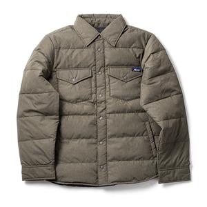 ナンガ(NANGA) DOWN SHIRTS(ダウンシャツ) DST-7 メンズダウン・化繊ジャケット