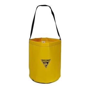 アウトドア&フィッシング ナチュラムSEATTLESPORTS(シアトルスポーツ) キャンプバケット イエロー 12570017006000