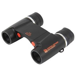 D.O.D(ドッペルギャンガーアウトドア) フリーフォーカス双眼鏡 ストラップ/カラビナバッグ付き 7倍 ブラック BC1-183