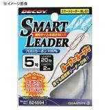 カツイチ(KATSUICHI) スマートリーダー 2m WL-51 ジギング用ショックリーダー