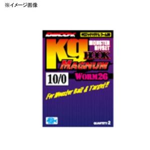 カツイチ(KATSUICHI) DECOY キロフックマグナム ワーム26 40096