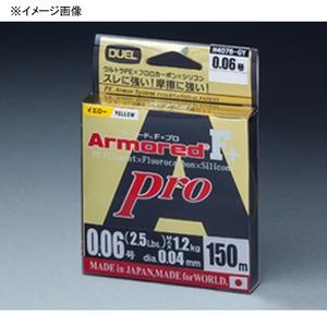 デュエル(DUEL) ARMORED(アーマード) F+ Pro 150M 06号2.5lb NM(ネオングリーン) H4076-NM