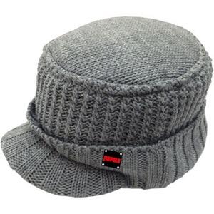 Rapala(ラパラ) Knit & Fleece Visor Work Cap RC-172GR 防寒ニット&防寒アイテム