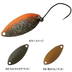 ロデオクラフト ブラインドフランカー 1.4g #30 和からし(マット)