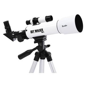 【送料無料】Kenko(ケンコー) 小型天体望遠鏡 SKY WALKER SW-0 ホワイト