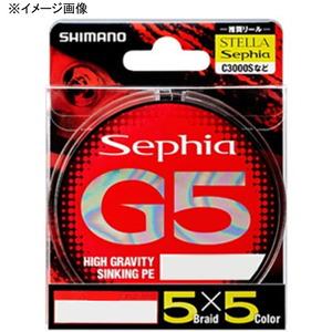 シマノ(SHIMANO) PL-E65N Sephia(セフィア) G5 PE 200m 44271 エギング用PEライン