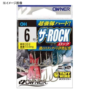 オーナー針 ザ・ROCK(ロック) 5号 No.16578