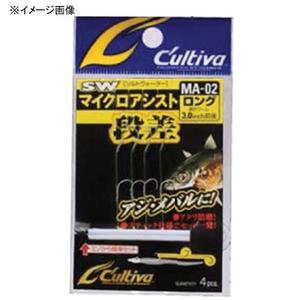 オーナー針 マイクロアシスト段差 ショート MA-02