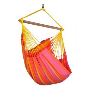 【送料無料】ラ シエスタ(LA SIESTA) チェアハンモックベーシック hammock chair basic mandarine SNC14-5