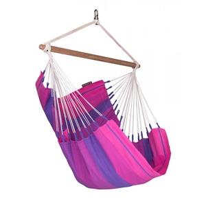 【送料無料】ラ シエスタ(LA SIESTA) チェアハンモックベーシック hammock chair basic deep purple ORC14-7