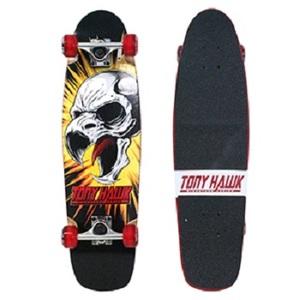 トニー・ホーク(TONY HAWK) Screaming Hawk スケートボード ブラック