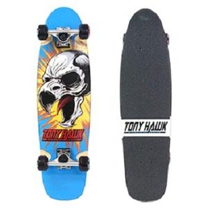 【送料無料】トニー・ホーク(TONY HAWK) Screaming Hawk スケートボード ブルー