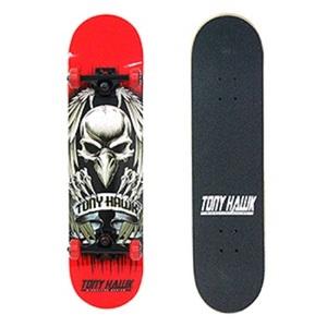 【送料無料】トニー・ホーク(TONY HAWK) BANNER スケートボード レッド