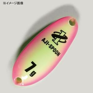 ゼスタ(XeSTA) AJI SPOON(アジスプーン) 1.5g #57 PL ピンクグロー