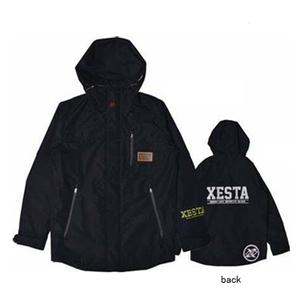 ゼスタ(XeSTA) 透湿防水レインジャケット