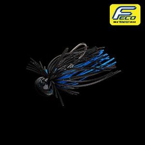 NORIES(ノリーズ) ガンタージグライト 9g 158 トラッドブラックブルー