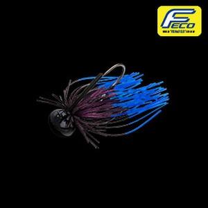 NORIES(ノリーズ) ガンタージグライト 11g 159 ブラックブルーパープル