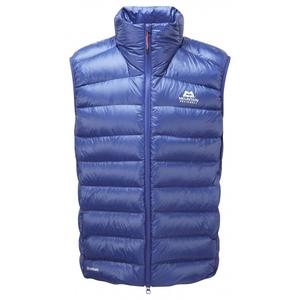 【送料無料】マウンテンイクイップメント(Mountain Equipment) Dewline Vest L コバルト 411316