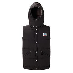 Retro Lightline Vest(レトロライトラインベスト) L ブラック