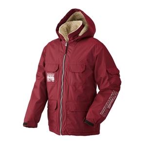 ロゴス(LOGOS) 防水防寒ジャケット ウォリー 3L 45バーガンディー 30791450