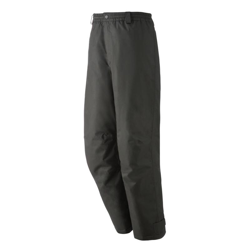 ロゴス(LOGOS) 防水防寒パンツ 3Dジョーイ L 71ブラック 30885712
