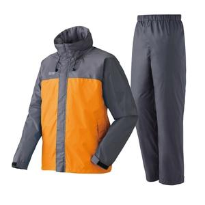 ロゴス(LOGOS) 蒸れを追放・LVS透湿レインスーツ チェスター 28654541 レインスーツ(メンズ&男女兼用上下)