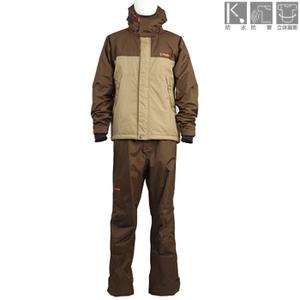リバレイ レッドレーベル RL ソリッドウィンタースーツ 6361 防寒レインスーツ(上下)