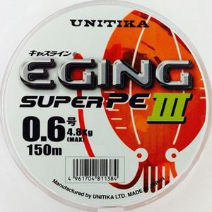 ユニチカ(UNITIKA)キャスライン エギングスーパーPE III 150m
