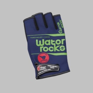 ウォーターロックス WR ネオプレーングローブ 5115 WRGL-F5115 ファイブフィンガーレス(フィッシング)