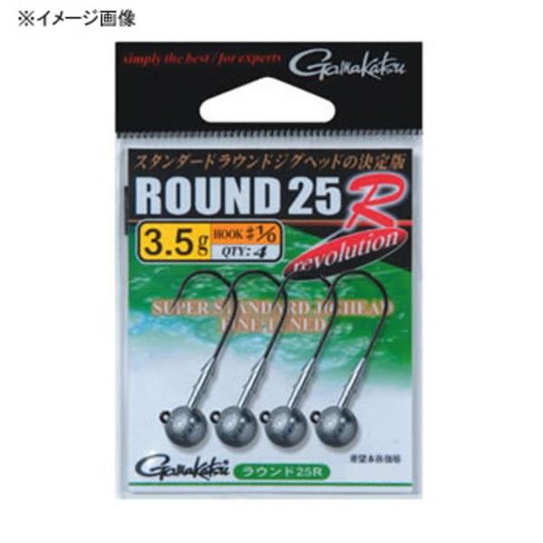 がまかつ(Gamakatsu) ラウンド25R 67605 ワームフック(ジグヘッド)