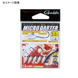 がまかつ(Gamakatsu) バラ マイクロダーター 68205 ワームフック(ジグヘッド)