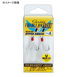 がまかつ(Gamakatsu) トレブル RB-MH(ミディアムヘビー) FT #1 ハイパーシールド 67889