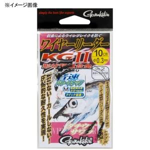 がまかつ(Gamakatsu) ワイヤーリーダーKG II #30/ハリス7 45894