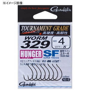 がまかつ(Gamakatsu)バラ TGW ワーム329 ハンガーSF