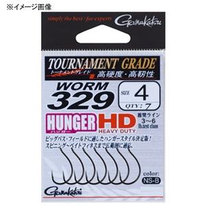 がまかつ(Gamakatsu) バラ TGW ワーム329 ハンガーHD 68023 ワームフック(マス針タイプ)