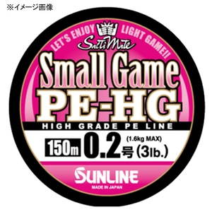 サンライン(SUNLINE) ソルティメイト スモールゲーム PE-HG 150m ライトゲーム用PEライン